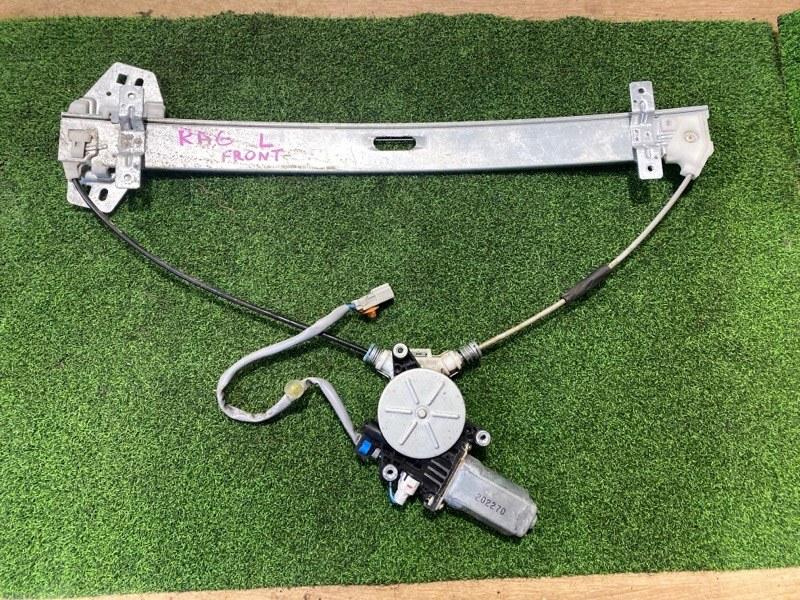 Стеклоподъемник Honda Odyssey RA7 передний правый (б/у)