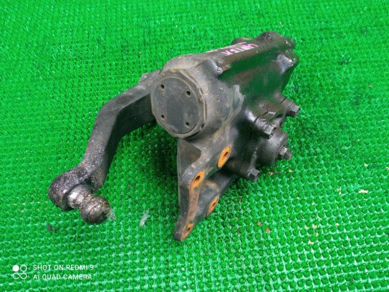 Рулевой редуктор Mitsubishi Canter FE637ET 4D33 (б/у)