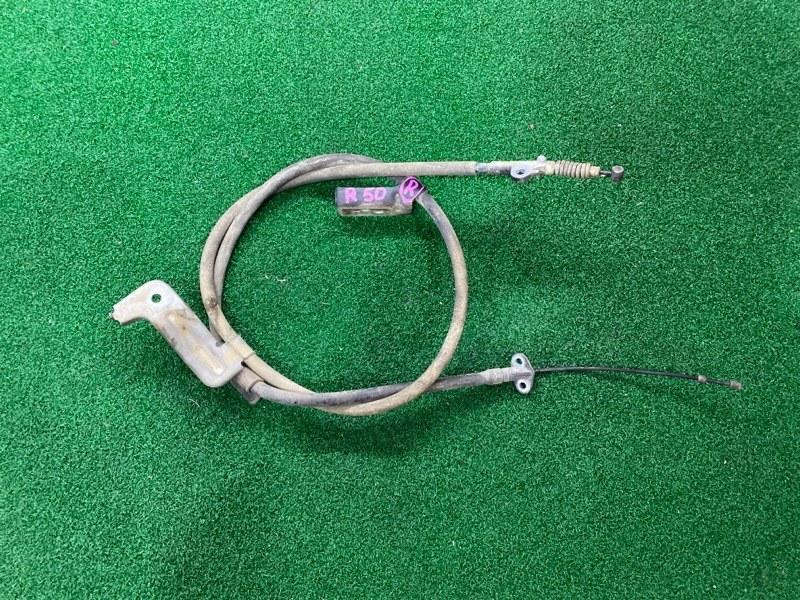 Тросик ручника Nissan Terrano R50 правый (б/у)