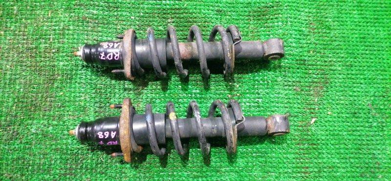 Стойка подвески Honda Cr-V RD7 2005 задняя (б/у)