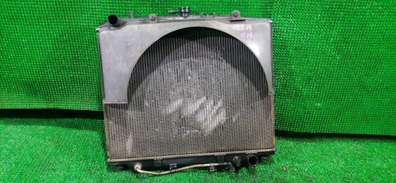 Радиатор Isuzu Bighorn UBS73 4JX1 (б/у)