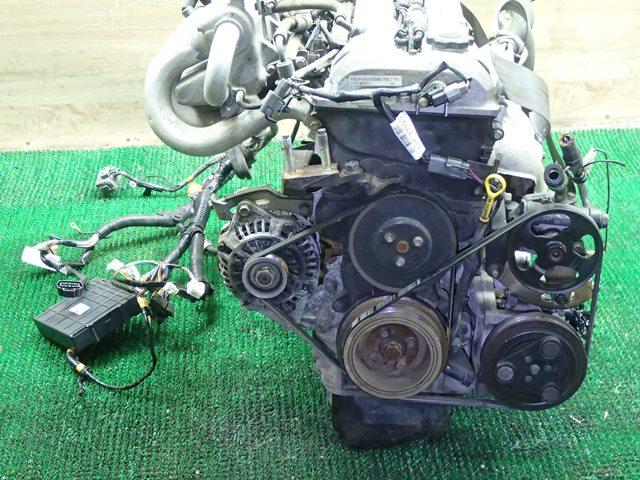 Двс Mazda Familia BJ5P ZL 2001 (б/у)