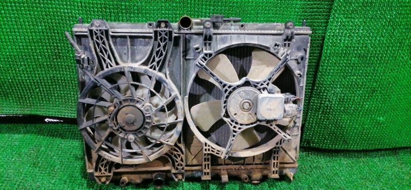 Радиатор Mitsubishi Pajero Io H67W 4G94 (б/у)