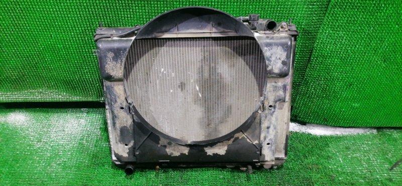Радиатор Nissan Terrano Regulus R50 QD32 (б/у)