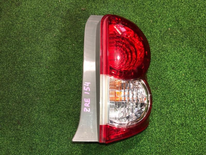 Стоп сигнал Toyota Corolla Rumion ZRE154 правый (б/у)