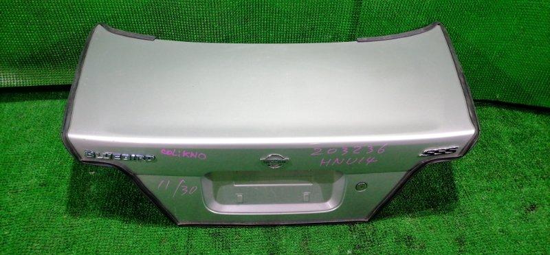 Крышка багажника Nissan Bluebird U14 (б/у)