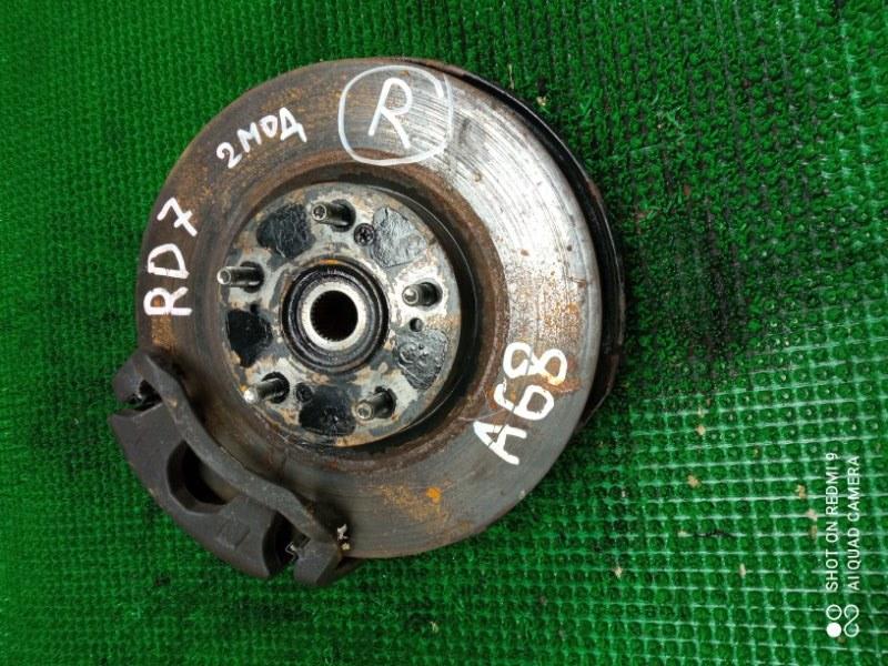 Ступица Honda Cr-V RD7 K24A 2005 передняя правая (б/у)