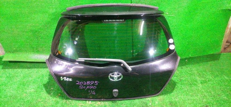 Дверь 5-я Toyota Vitz SCP90 2007 (б/у)