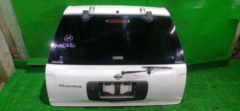 Дверь 5-я Nissan Terrano Regulus R50 (б/у)