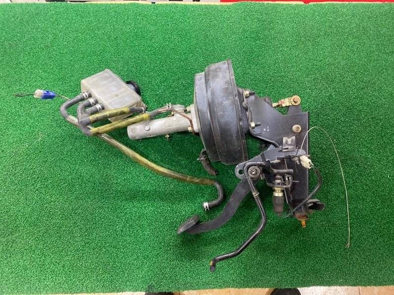 Главный тормозной цилиндр Mitsubishi Canter FE637 4D33 (б/у)