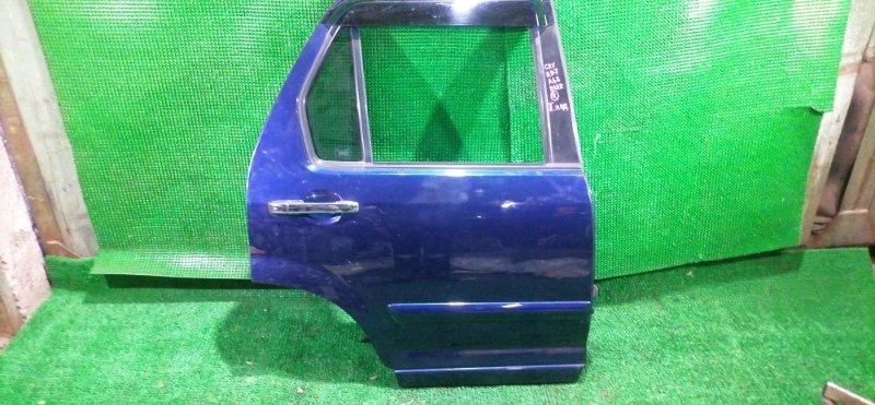 Дверь Honda Cr-V RD7 K24A 2005 задняя правая (б/у)