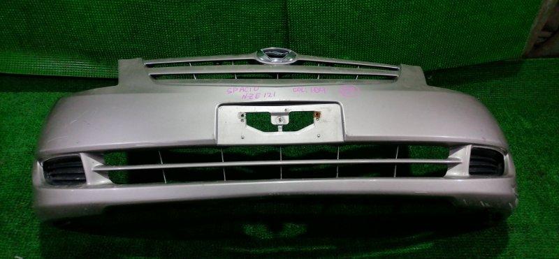Бампер Toyota Corolla Spacio NZE121 передний (б/у)