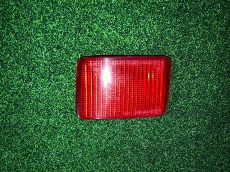 Катафот в бампер Suzuki Escudo TD54W J20A 2007 правый (б/у)