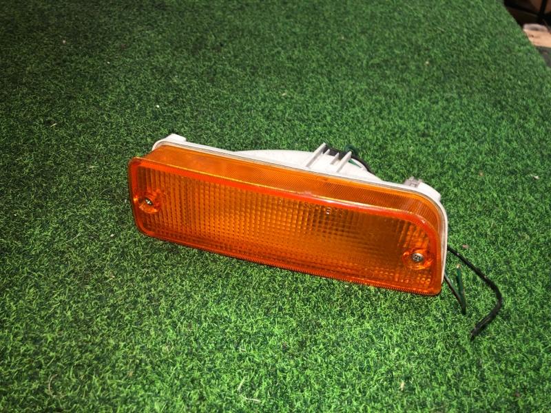 Повторитель бамперный Mitsubishi Rvr N23W правый (б/у)