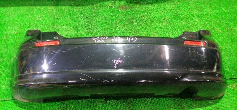 Бампер Suzuki Sx-4 YA11S 2007 задний (б/у)