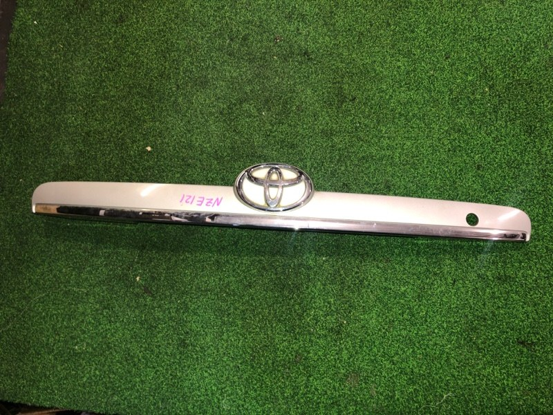 Ручка задней двери Toyota Corolla Fielder NZE121 (б/у)