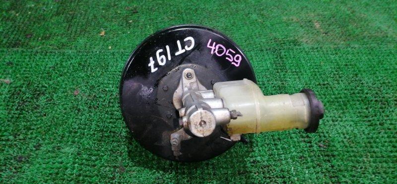 Главный тормозной цилиндр Toyota Caldina CT197 (б/у)