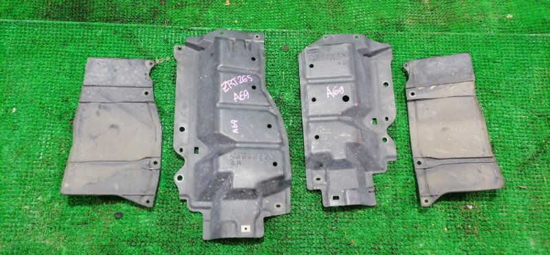 Защита двигателя Toyota Allion ZRT265 2ZR-FE 2008 (б/у)