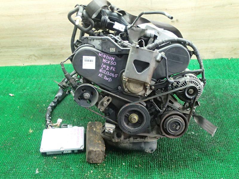 Двс Toyota Windom MCV30 1MZ-FE 2001 (б/у)