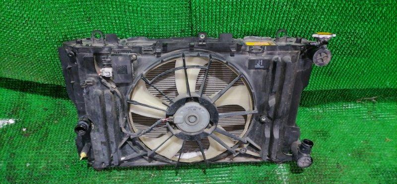 Радиатор Toyota Allion ZRT265 2ZR-FE 2008 (б/у)