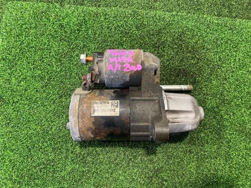 Стартер Suzuki Sx-4 YA11 M15A (б/у)