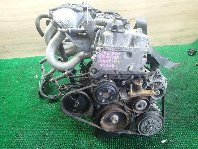 Двс Nissan Wingroad Y11 QG18-DE (б/у)