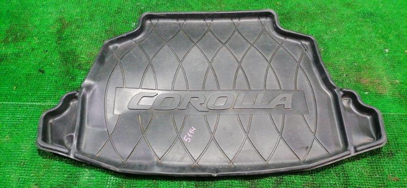 Коврик багажника Toyota Corolla NZE124 (б/у)