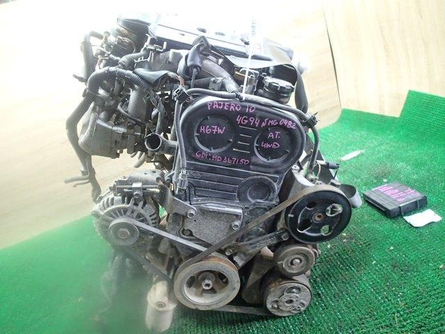 Двс Mitsubishi Pajero Io H67W 4G94 2000 (б/у)
