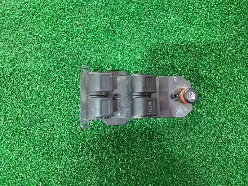 Пульт стеклоподъемника Honda Fit GD1 L13A передний правый (б/у)
