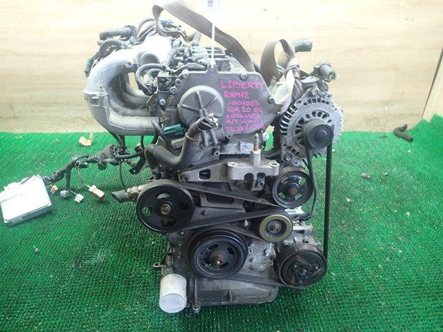 Двс Nissan Liberty RNM12 QR20-DE 2001 (б/у)