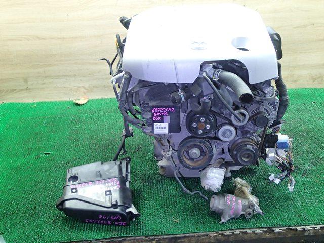 Двс Lexus Gs350 GRS196 2GR-FSE 2011 (б/у)