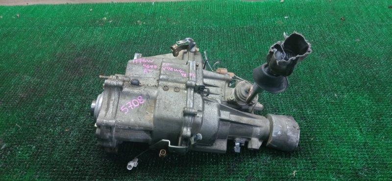 Раздатка Mitsubishi Pajero Io H76W 4G93 (б/у)
