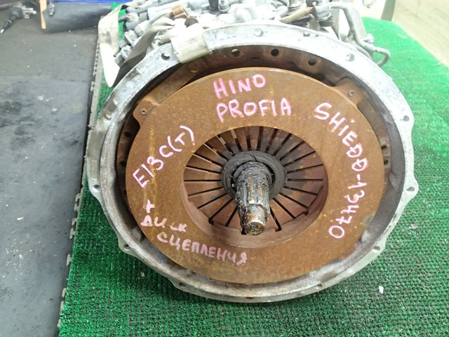 Мкпп Hino Profia SH1EDD E13C (б/у)