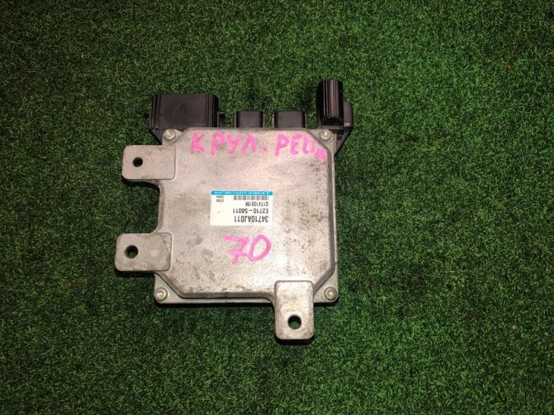 Блок управления рулевой рейкой Subaru Legacy BR9 EJ253 (б/у)