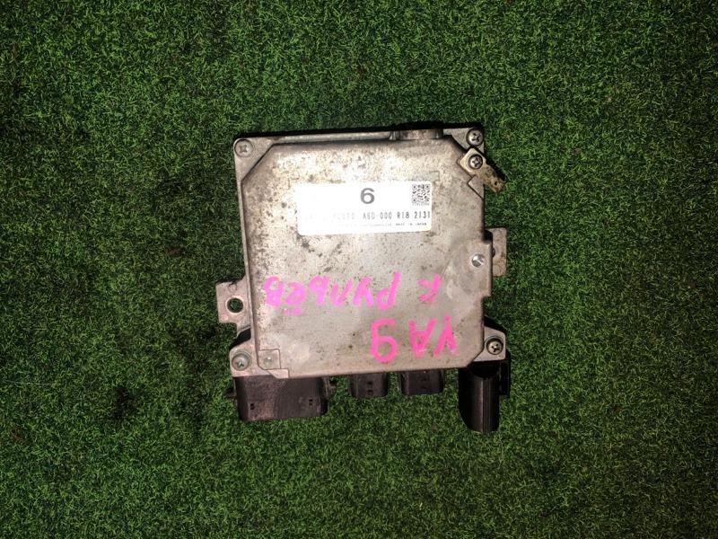 Блок управления рулевой рейкой Subaru Exiga YA9 (б/у)
