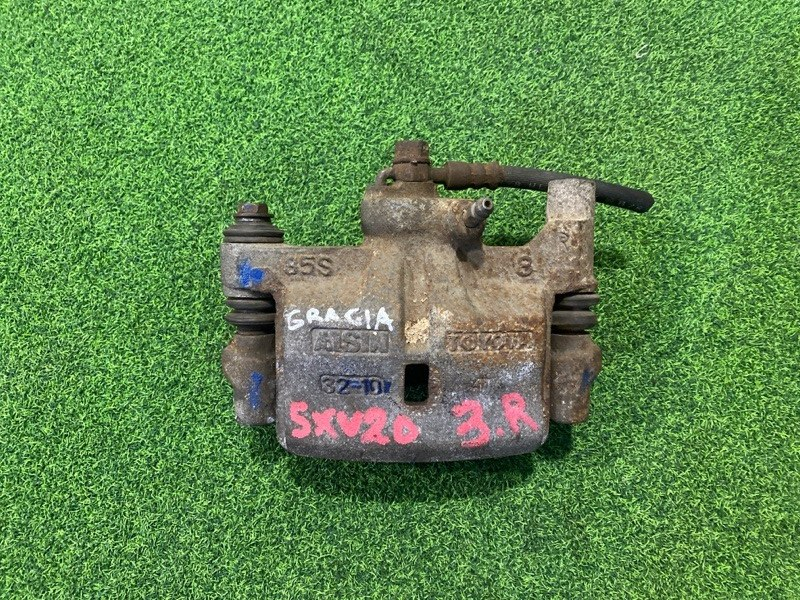 Суппорт Toyota Camry Gracia SXV20 5S задний правый (б/у)