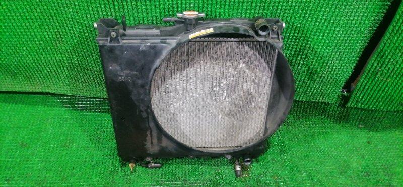 Радиатор Suzuki Jimny JB43W M13A 2002 (б/у)