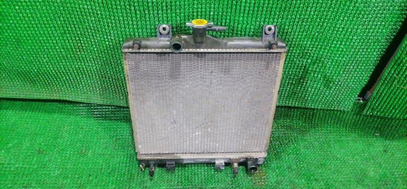 Радиатор Mitsubishi Pajero Junior H57A 4A31 1997 (б/у)