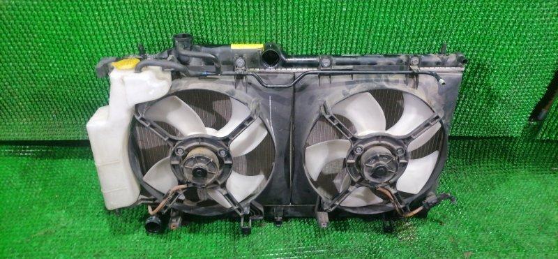 Радиатор Subaru Legacy BP5 EJ20X (б/у)