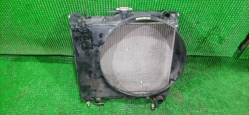 Радиатор Suzuki Jimny JB33W G13B 1999 (б/у)