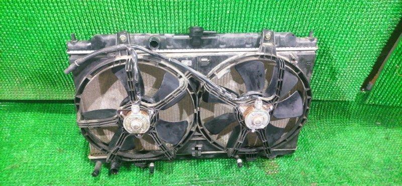 Радиатор Nissan Sunny FNB15 QG15-DE (б/у)