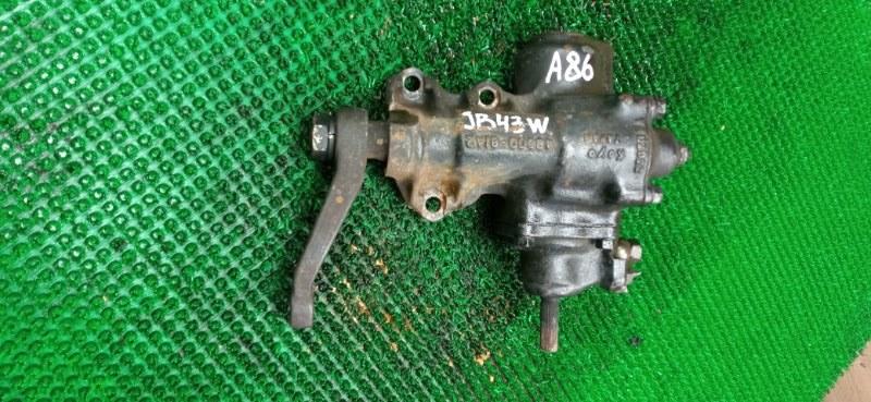Рулевой редуктор Suzuki Jimny JB43W M13A 2002 (б/у)