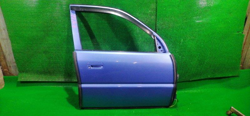 Дверь Honda Logo GA3 передняя правая (б/у)