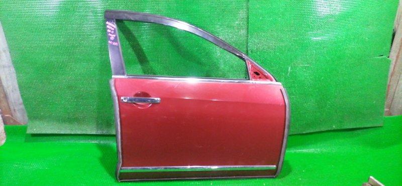 Дверь Nissan Bluebird Sylphy NG11 передняя правая (б/у)