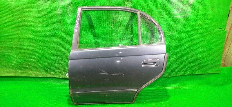 Дверь Toyota Corona AT190 задняя левая (б/у)