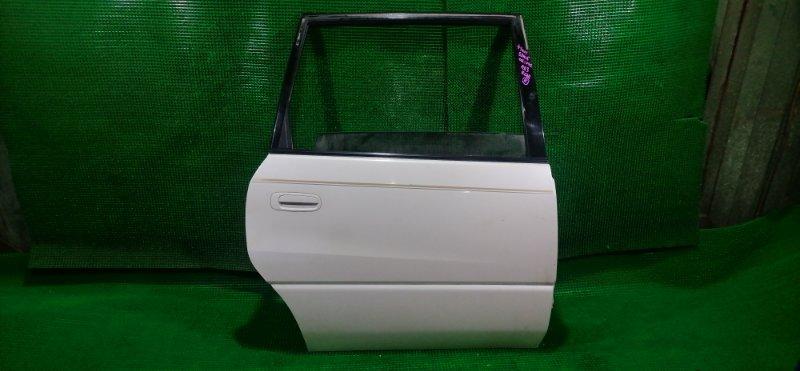 Дверь Toyota Ipsum SXM15 3S-FE 1999 задняя правая (б/у)