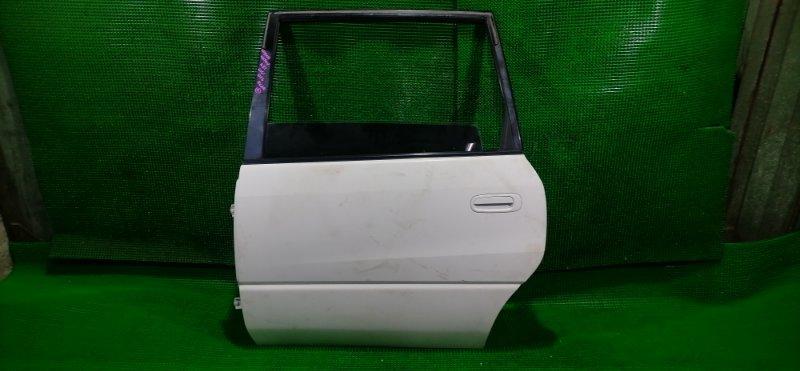 Дверь Toyota Ipsum SXM10 3S-FE 1997 задняя левая (б/у)