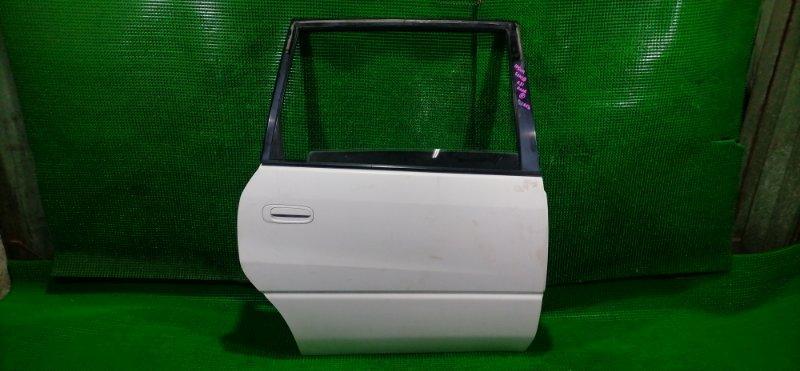 Дверь Toyota Ipsum SXM10 3S-FE 1997 задняя правая (б/у)