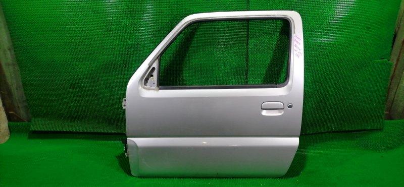 Дверь Suzuki Jimny JB43W M13A 2002 передняя левая (б/у)