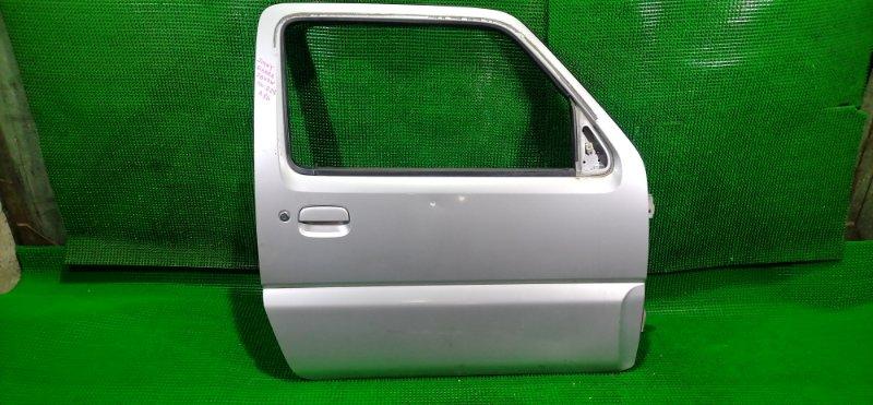 Дверь Suzuki Jimny JB43W M13A 2002 передняя правая (б/у)
